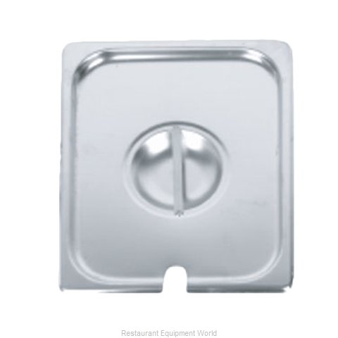 Thunder Group STPA5000CS Steam Table Pan Cover, Stainless Steel