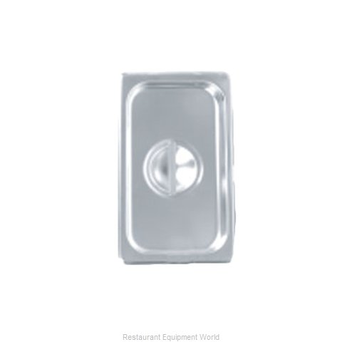 Thunder Group STPA5130C Steam Table Pan Cover, Stainless Steel