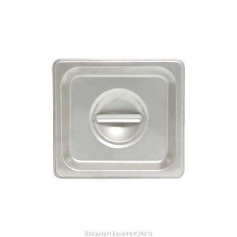 Thunder Group STPA5160C Steam Table Pan Cover, Stainless Steel