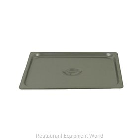 Thunder Group STPA5230C Steam Table Pan Cover, Stainless Steel