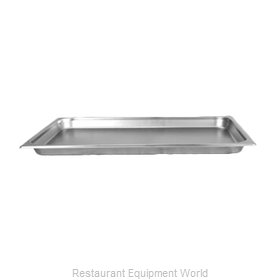 Thunder Group STPA6001 Steam Table Pan, Stainless Steel