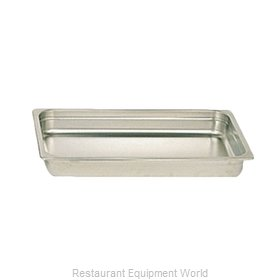 Thunder Group STPA6002 Steam Table Pan, Stainless Steel