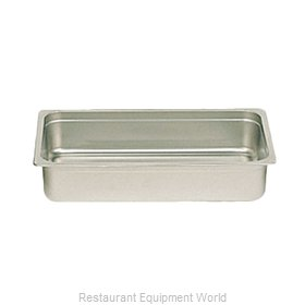 Thunder Group STPA6004 Steam Table Pan, Stainless Steel