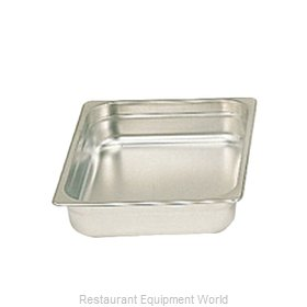 Thunder Group STPA6122 Steam Table Pan, Stainless Steel