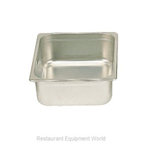 Thunder Group STPA6124 Steam Table Pan, Stainless Steel