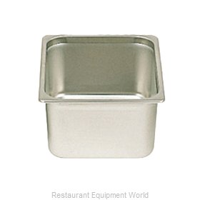 Thunder Group STPA6126 Steam Table Pan, Stainless Steel