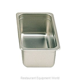 Thunder Group STPA6134 Steam Table Pan, Stainless Steel