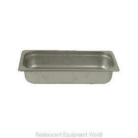 Thunder Group STPA6142 Steam Table Pan, Stainless Steel