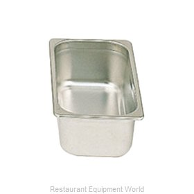 Thunder Group STPA6144 Steam Table Pan, Stainless Steel