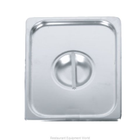 Thunder Group STPA7000C Steam Table Pan Cover, Stainless Steel