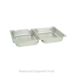 Thunder Group STPA7022 Steam Table Pan, Stainless Steel