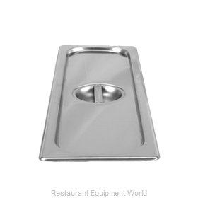 Thunder Group STPA7120CL Steam Table Pan Cover, Stainless Steel