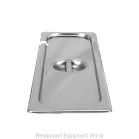 Thunder Group STPA7120CSL Steam Table Pan Cover, Stainless Steel