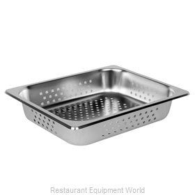 Thunder Group STPA7124PF Steam Table Pan, Stainless Steel