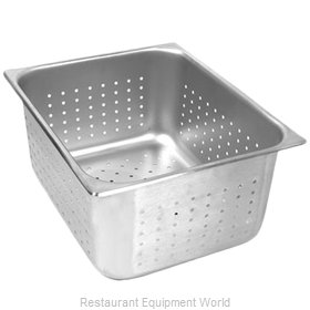 Thunder Group STPA7126PF Steam Table Pan, Stainless Steel