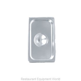 Thunder Group STPA7130C Steam Table Pan Cover, Stainless Steel