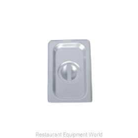Thunder Group STPA7140C Steam Table Pan Cover, Stainless Steel