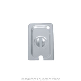 Thunder Group STPA7140CS Steam Table Pan Cover, Stainless Steel