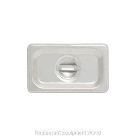 Thunder Group STPA7190C Steam Table Pan Cover, Stainless Steel