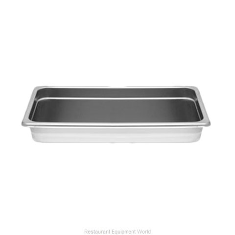 Thunder Group STPA8002 Steam Table Pan, Stainless Steel