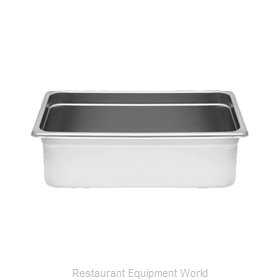 Thunder Group STPA8006 Steam Table Pan, Stainless Steel