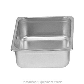 Thunder Group STPA8124 Steam Table Pan, Stainless Steel