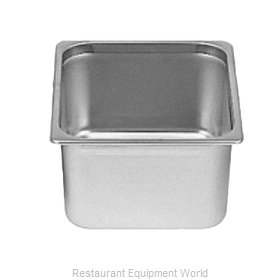 Thunder Group STPA8126 Steam Table Pan, Stainless Steel
