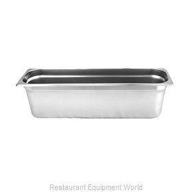 Thunder Group STPA8126L Steam Table Pan, Stainless Steel