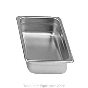 Thunder Group STPA8132 Steam Table Pan, Stainless Steel
