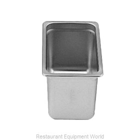 Thunder Group STPA8136 Steam Table Pan, Stainless Steel