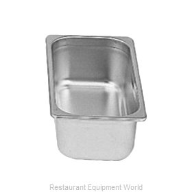 Thunder Group STPA8144 Steam Table Pan, Stainless Steel