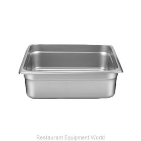 Thunder Group STPA8234 Steam Table Pan, Stainless Steel