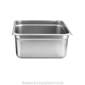Thunder Group STPA8236 Steam Table Pan, Stainless Steel