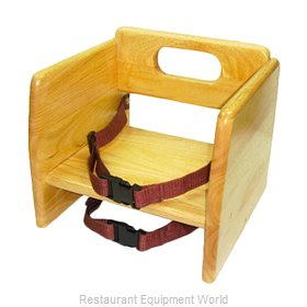 Thunder Group WDTHBS018 Booster Seat, Wood