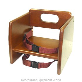 Thunder Group WDTHBS019 Booster Seat, Wood