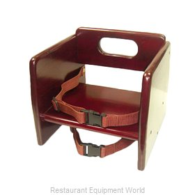Thunder Group WDTHBS020 Booster Seat, Wood