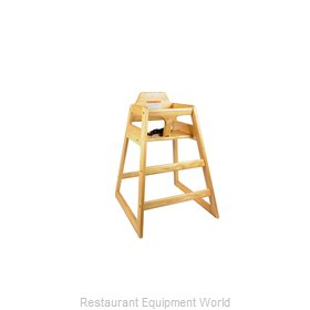 Thunder Group WDTHHC018 High Chair Wood