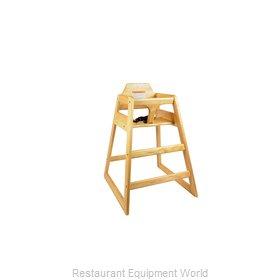 Thunder Group WDTHHC018 High Chair, Wood