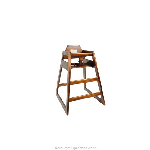 Thunder Group WDTHHC019 High Chair Wood