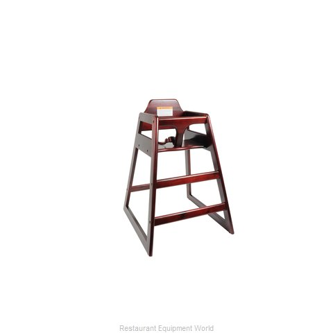 Thunder Group WDTHHC020 High Chair Wood