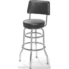 The Inn Crowd B2020-00 Art Deco Bar Stool