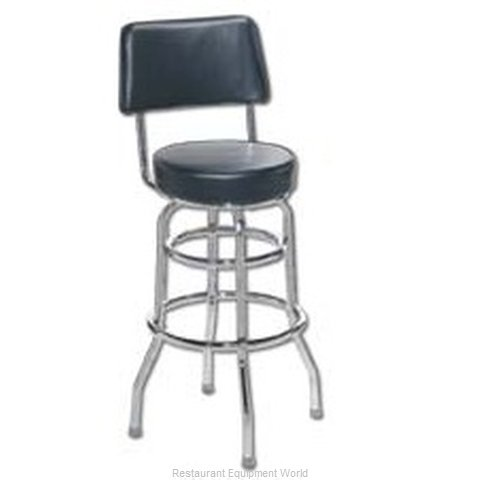 The Inn Crowd B5030-00 Bucket-Style Bar Stool (Magnified)
