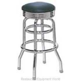 The Inn Crowd B8020-00 Art Deco Bar Stool