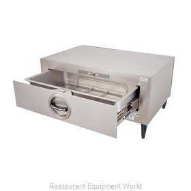 Toastmaster 3A81DT72 Warming Drawer Free Standing