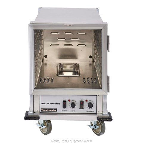 Toastmaster 9451-HP12CDN Proofer Holding Cabinet Mobile Half-Height