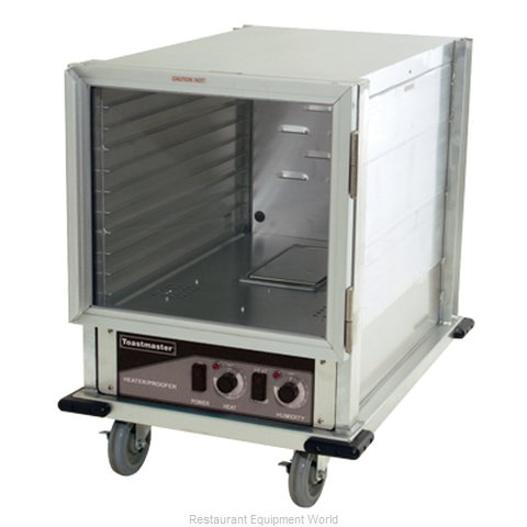 Toastmaster E9451-HP12CDN Proofer Holding Cabinet Mobile Half-Height
