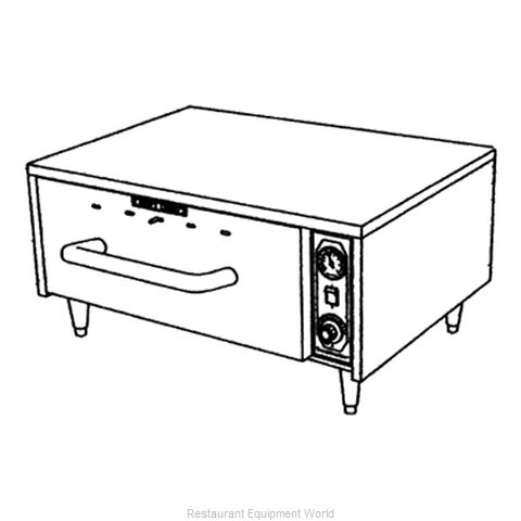 Toastmaster HFS09 Warming Drawer Free Standing (Magnified)