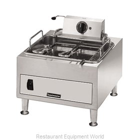 Toastmaster TMFE15 Fryer Counter Unit Electric Full Pot