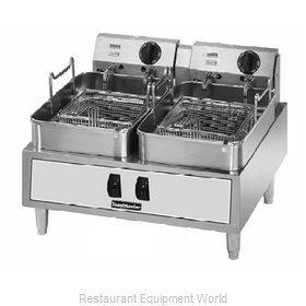 Toastmaster TMFE30 Fryer Counter Unit Electric Full Pot