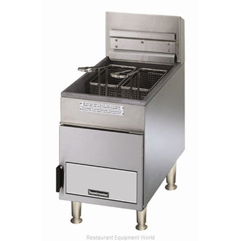 Toastmaster TMFG18 Fryer Counter Unit Gas Full Pot